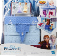 FROZEN 2 Pop Up Adventures rinkinys Arendelės pilis, E6548EU4 E6548EU4