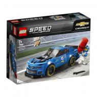 75891 LEGO® Speed Champions Chevrolet Camaro ZL1 lenktynių automobilis 75891