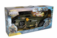 CHAP MEI karinis rinkinys Soldier Force Mega Helicopter Playset, 545068 545068