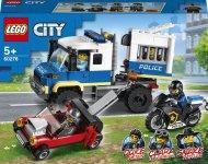 60276 LEGO® City Police Policijos kalinių furgonas 60276