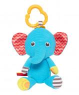 MOTHERCARE Pakabinamas minkštas žaislas Baby Safari Drambliukas, MG272 MG272