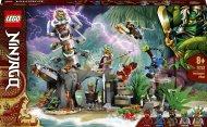 71747 LEGO® NINJAGO® Prižiūrėtojų kaimas 71747