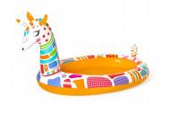 BESTWAY pripučiamas baseinas Groovy Giraffe 2.66mx1.57mx1.27m, 53089 53089