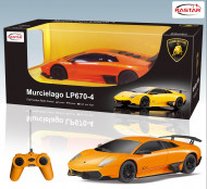 RASTAR automodelis valdomas 1:24 Murcielago lp670-4, 39000 39000
