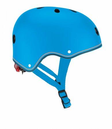 GLOBBER šalmas Primo Lights, XS/S ( 48-53cm), mėlyna, 505-101 505-101