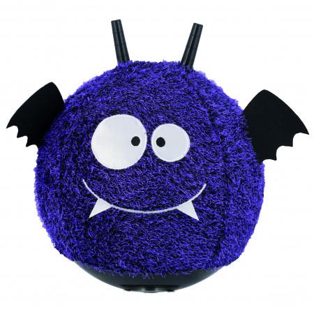 JOHN šokinėjimo kamuolys švelniu paviršiumi Šikšnosparnis, 45-50 cm, 59576 59576