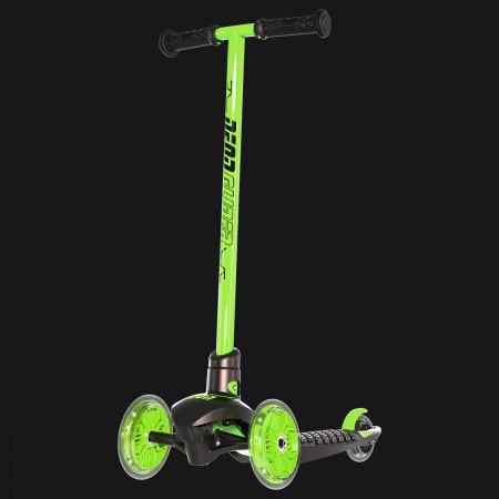 YVOLUTION paspirtukas Neon Glider, green, 100965 100965