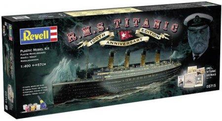 """Rinkinys """"100th Anniversary Titanic"""" 05715"""