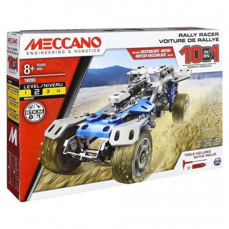 MECCANO konstruktorius  10-Model Set - Motorized Truck, 6040178 6040178
