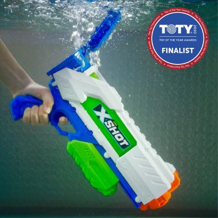 XSHOT žaislinis vandens šautuvas Epic Fast-Fill, 56221 56221
