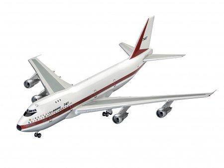 REVELL lėktuvas 747-100, 50th anniversary, 05686 05686