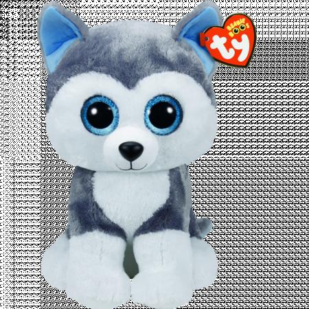 TY Beanie Boos pliušinis šuniukas SLUSH, 40 cm, 37069
