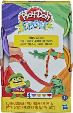 PLAY DOH COMPOUND & CORE Elastix assort., E69675L0 E69675L0