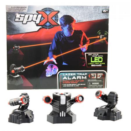 SPYX šnipų lazerinė signalizacija, 10278 10278