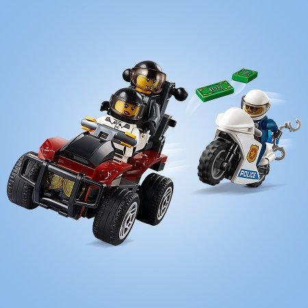 60208 LEGO® City Sky Police Parachute Arrest 60208
