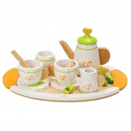 HAPE arbatos rinkinys dviems, medinis, E3124 E3124