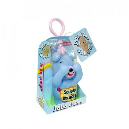 """JABBER BALL Interaktyvus žaisliukas """"Jabb-A-Boo"""" melsvas šuniukas, JB-17042 JB-17042"""