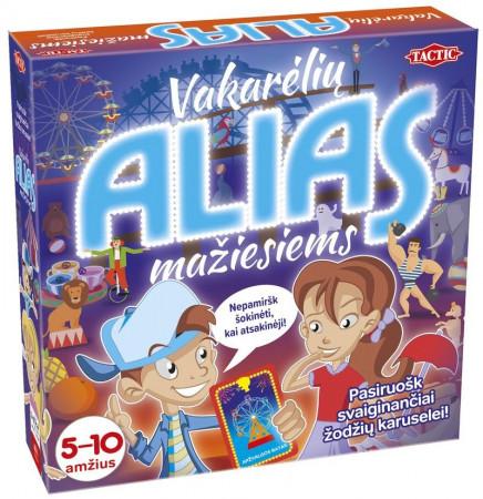 TACTIC žaidimas Alias Party Junior LT, 54536 54536