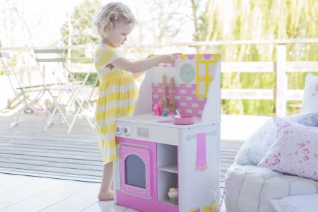 PLUM žaislinis virtuvės rinkinys Pink Lemonade, 41074 41074