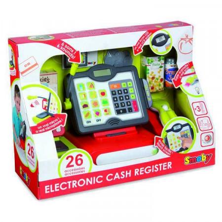 SMOBY elektroninė kasa, 7600350102 7600350102