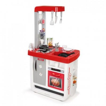 SMOBY virtuvė su indais Bon Appetit, 7600310800 7600310800