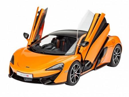 REVELL modelis McLaren 570S, 67051 67051