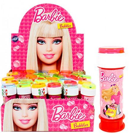 DULCOP Barbie muilo burbulai 103.550000 103.550000
