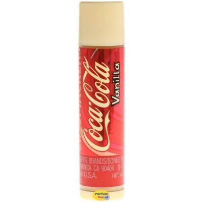 MARKWINS lūpų balzamas Coca Cola Balm Vanilla, 27561 27561