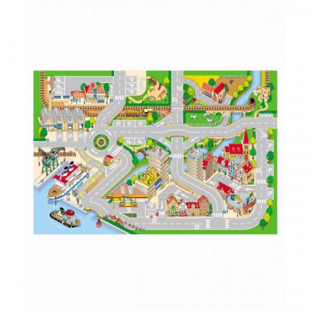 ELC žaidimų mašinomis kilimas Big City 127812 127812
