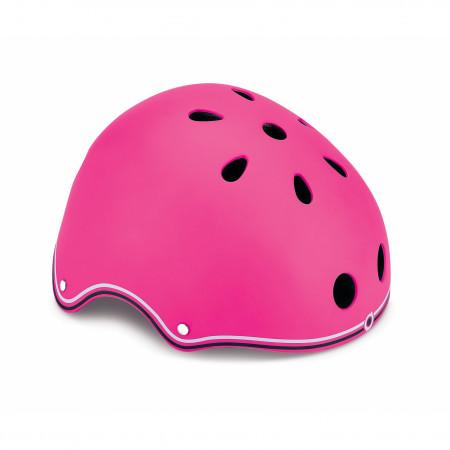 GLOBBER šalmas Junior XS/S (51-54CM) rožinė, 500-114 500-114