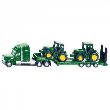 SIKU sunkvežimis krovininis su 2 traktoriais, 1837