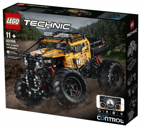LEGO® 42099 Technic 4X4 visureigis X-treme 42099