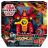 BAKUGAN rinkinys Dragonoid Maximus, 6051243 6051243